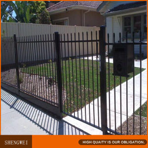 Cheap Wrought Iron Fencing Panels for Sale pictures & photos