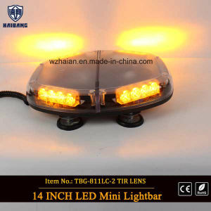 New Design Dome SMD Warning Beacon Lights with Magnetic Feet pictures & photos