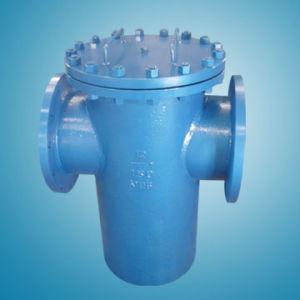 Fabricated Steel Basket Strainers 150lbs-600lbs