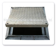Sealed Pickproof Drain Cover with Good Quality pictures & photos