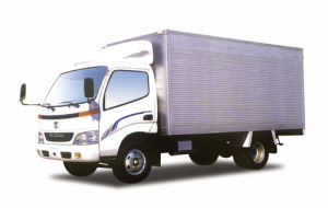 Mudan 3 Ton Box Truck (MD5043) pictures & photos