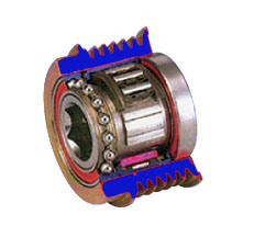 Clutch Pulley Bearing Unit for Alternator