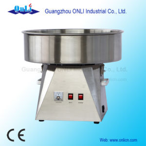 2015 New Stainless Steel Automatic Cotton Candy Maker pictures & photos