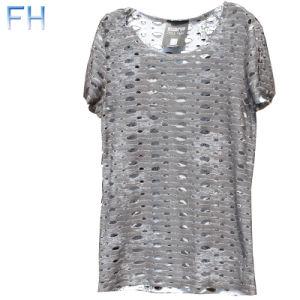 Men′s Causal Fashion T-Shirt (FH201436)