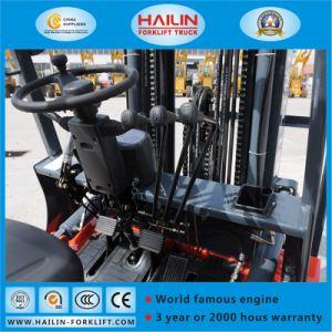 Gasoline Forklift (Nissan engine, 2.5Ton) pictures & photos