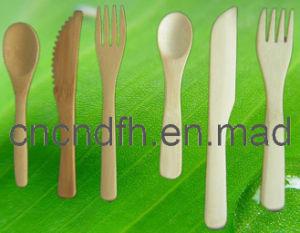 Kids Bamboo Kinfe, Spoon, Fork