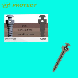 Orthodontic Dental Implant Screw with CE