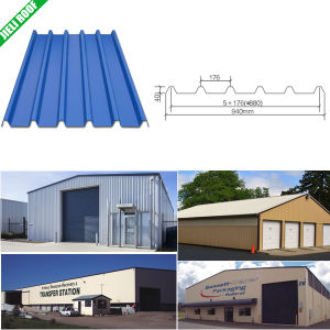 Long Lifetime Corrugated PVC Plastic Roof Sheet pictures & photos