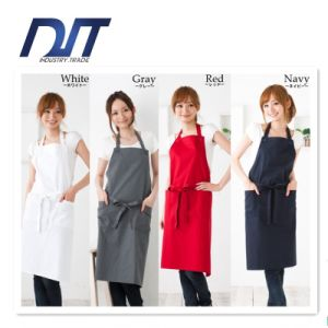 Japanese Korean Style Aprons Customized High-End Wholesale Simple Contract pictures & photos