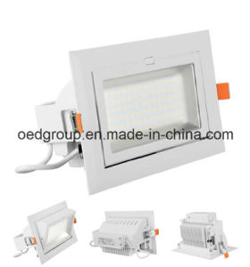 60W High Power LED Rectangular Shop Light with CE/RoHS pictures & photos