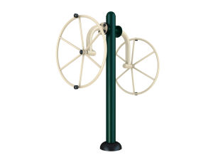 Outdoor Fitness Equipment Taichi Wheel for Arm Exercise Machine pictures & photos