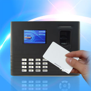 Backup Battery RFID Fingerprint Access Control with Time Recorder (IN01-A) pictures & photos
