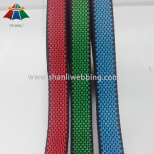 """5/8"""" Inch Secondary Color Polypropylene Webbing From China Supplier pictures & photos"""