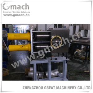 Large Filtrtaion Area Screen Changer for Pet Recycling Pelletizing Line pictures & photos