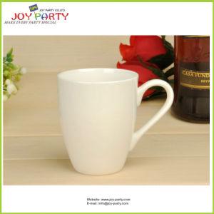 Customized Promotional Ceramic Mug White