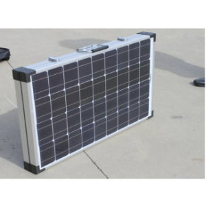 80W Folding Solar System for Motorhome pictures & photos