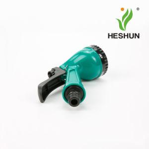 ABS Plastic 5 Function Garden Hose Spray Gun pictures & photos