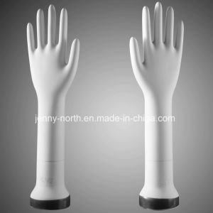 Pitted Straight Examination Ceramic Gloves Former pictures & photos