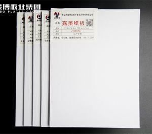 Paper Foam Board for UV Printing pictures & photos