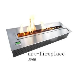 Automatic Alcohol Fireplace Burner Af66 with Remote Controller
