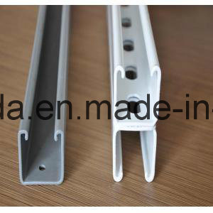 Mild Steel Slotted Support Channel Unistrut Channel pictures & photos
