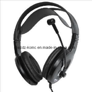USB Fashion Design Headphone (KOMC) Km-9200