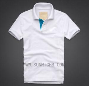 Men Polo Cotton Shirt (PTS04002) pictures & photos