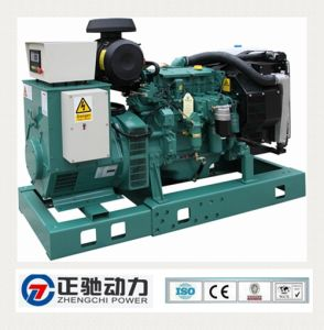 Containerized Volvo Diesel Generator with Automatic Controller