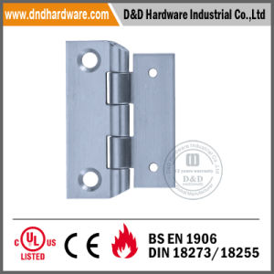 Fire Rated Crank Hinge for Doors with ANSI pictures & photos