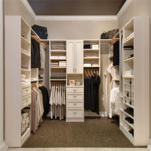 Ritz Customized Walk-in Style Wardrobe Bedroom Furniture pictures & photos