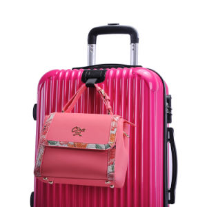 Wholesale Colorful ABS Luggage, ABS+PC Suitcase Trolley Luggage pictures & photos