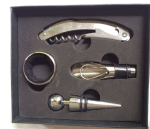 High Quality Wine Opener Set Kitchen Tool Set pictures & photos