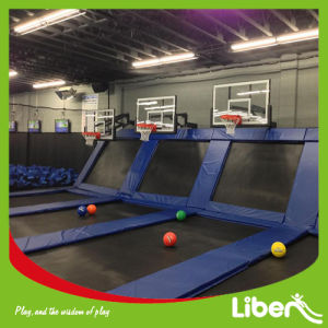 Liben Customized Indoor Trampoline Park for Children and Adults pictures & photos