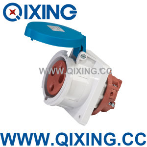 32A 4p Industrial Socket with CE pictures & photos
