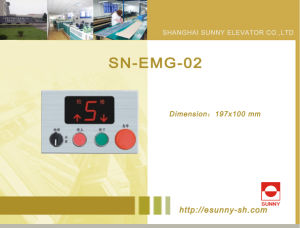 Control Cabinet Maintenance Box for Elevator (SN-EMG-02) pictures & photos