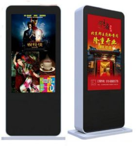 55inch Android Advertising LCD Free Standing Kiosk pictures & photos