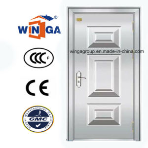 Exterior Single Stainless Steel Security Door (W-GH-05) pictures & photos