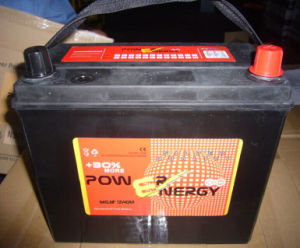 N40mf 12V40ah Maintenance Free Car Battery pictures & photos
