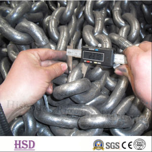 E. Galvanized (DIN763/DIN764/DIN766) DIN5685A/C Link Chain for Lifting Riggigging pictures & photos