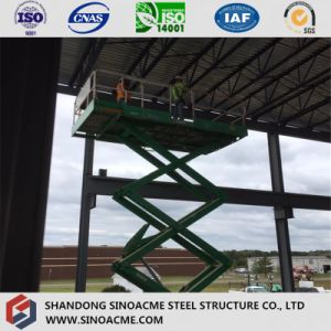 Steel Truss Structure Building for High Rise Warehouse pictures & photos