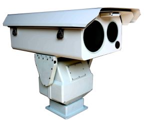 Outdoor Long Distance Thermal Laser PTZ Camera pictures & photos