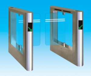 Slim Automatic Swing Barrier Gate
