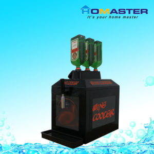 Wine Dispenser with Cooling for Three Bottles (HDD-50-3) pictures & photos