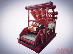 Oil and Well Drilling Mud Cleaner Manufacturer in China