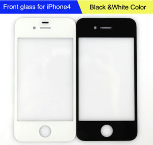 Front Outer LCD Display Touch Screen Glass Lens for iPhone4 Replacement pictures & photos