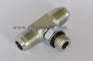 Jic Male O-Ring Steel Adapter pictures & photos