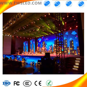 Slim Rental LED Screen/Indoor LED Video Display Panel pictures & photos