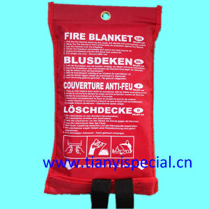 Silicone Coated Fire Blanket (XU-107)