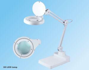 60PCS LED Table Magnifier Lamp pictures & photos