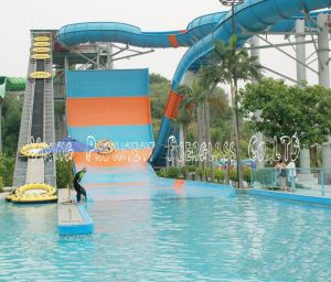 Fiberglass Water Park Manufacturer Big Slide pictures & photos